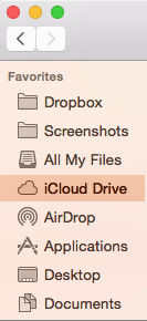 iCloudFinder