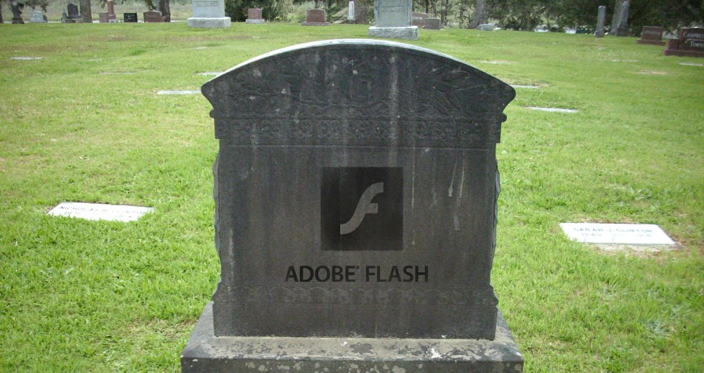 flash-is-dead